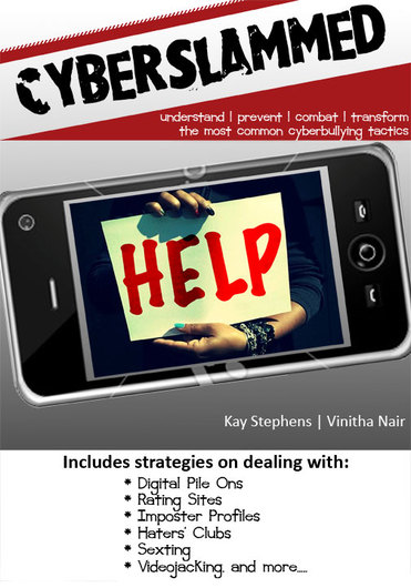 Cyberslammed by Kay Stephens and Vinitha Nair